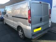 Vauxhall - Vivaro - Vivaro (2001 - 2011) - Sussex Installations REN1-PP-1S-RB-D - Online Shop & Worldwide Delivery - Sussex - London & The South East