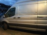 Ford Transit 2017 - Replock, Deadlocks, Alarm, PIR, OBD Port - Locks 4 Vans T SERIES DEADLOCKS - FORD - Eastbourne - Sussex