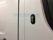 Mercedes - Sprinter - Sprinter (W906, 2006 - 2013) - Locks 4 Vans T SERIES DEADLOCKS - MERCEDES -   - Sussex - London & The South East