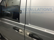 Mercedes - Vito / Viano - Vito/Viano (W639, 2004 - 2015) - Van Security Packages -   - Sussex - London & The South East