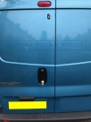 Renault Trafic 2012 (Old Shape) - Gold package installation - Sussex Installations REN1-PP-1S-RB-D -   - Sussex - London & The South East