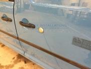 VW - Caddy Van - Caddy (2010 - 2015) 2k Facelift 1  - Slamlocks - Online Shop & Worldwide Delivery - Sussex - London & The South East