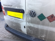 VW - Transporter / Caravelle - Transporter T5 (2003 - 2010) - Locks 4 Vans T SERIES DEADLOCKS - VW T5 - Eastbourne - Sussex