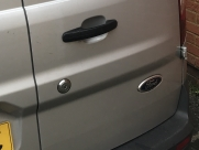 Ford - Connect - Van Locks - YATELEY - HAMPSHIRE