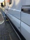 Mercedes - Sprinter - Sprinter (W906, 2014 - on Facelift) - Locks 4 Vans T SERIES DEADLOCKS - MERCEDES -   - Sussex - London & The South East