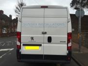 Peugeot - Boxer - Boxer - (2012 - On) - Locks 4 Vans ULTIMATE LOCK - PEUGEOT BOXER - Eastbourne - Sussex