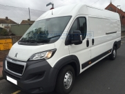 Peugeot - Boxer - Boxer - (2012 - On) - Locks 4 Vans T SERIES VAN SLAMLOCKS - Eastbourne - Sussex