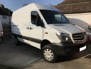 Mercedes - Sprinter - Sprinter (W906, 2014 - on Facelift) - Armaplate SENTINEL - MERCEDES SPRINTER - Eastbourne - Sussex