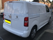 Peugeot Expert 2018 - Gold Van Security Package Installation - Online Shop & Worldwide Delivery - Sussex - London & The South East