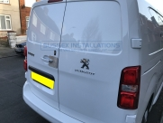 Peugeot - Expert  - Expert (2017 - on) - Van Security Packages - Online Shop & Worldwide Delivery - Sussex - London & The South East