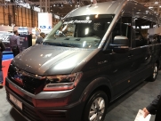Commercial Vehicle Show - New 2017 Van Models -   - Sussex - London & The South East