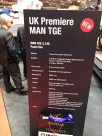 MAN TGE 2017 - Commercial Vehicle Show - New 2017 Van Models -   - Sussex - London & The South East