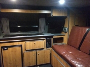 VW TRANSPORTER T5 CAMPER INTERIOR LIGHTING INSTALLATION - CHATHAM - KENT