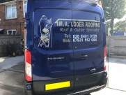 Ford Transit 2015 -  Deadlocks, Replock and Alarm Upgrade - Locks 4 Vans T SERIES DEADLOCKS - FORD - Eastbourne - Sussex