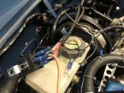 BMW - Mini (null/198) - Mini from the film RUSH Electrical Tidy Up - WITNEY - OXFORDSHIRE