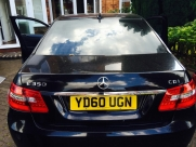 Mercedes - E-Class (07/2014) - Mercedes E-Class Witness Camera -   - West Midlands - Birmingham, Worc