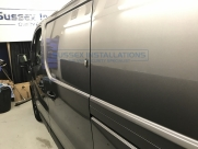 Renault - Trafic - Trafic (2014 - ON) (null/201) - Sussex Installations REN5-LATCH-SHIELD TRAFIC - Eastbourne - Sussex