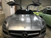 Mercedes - SL - Trackers - WITNEY - OXFORDSHIRE