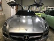 Mercedes - SL (null/nul) - Mercedes SLS Tracker - WITNEY - OXFORDSHIRE
