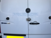 Mercedes - Sprinter - Sprinter (W906, 2006 - 2013) - Sussex Installations Meroni-A -   - Sussex - London & The South East