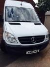 Mercedes - Sprinter - Sprinter (2006 - 2013) W906 - Van Locks -   - West Midlands - Birmingham, Worc
