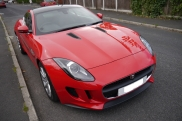 Jaguar - F-Type - F- Type - (2013 on) - Trackers - MANCHESTER - GREATER MANCHESTER
