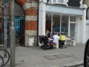 #WatchTheWorldGoBy - Eastbourne - Sussex - Surrey - London