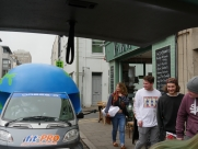Orbee visits Brighton #TakeOverTheWorld #WatchTheWorldGoBy - Eastbourne - Sussex - Surrey - London