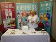 Evegate Publishing - Let's Do Business - Eastbourne 2015 - Eastbourne - Sussex - Surrey - London