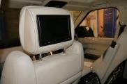 Range Rover - RangeRover Vogue - Vogue - (L405, 2013 - On) (06/2015) - Range Rover Vogue 2015  Headrest Screens Alpine DVD Changer - MANCHESTER - GREATER MANCHESTER