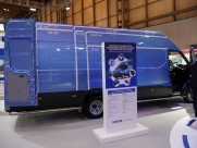 Iveco - Daily - Daily (2015 - ON) - Events - Eastbourne - Sussex