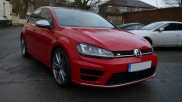 VW - Golf - Golf Mk7 (A7, 2013-present) (03/2017) - 2017 VW Golf R Snooper 4ZERO Elite BT Speed Camera Detector - MANCHESTER - GREATER MANCHESTER