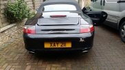 Porsche - 996 - (911, 1997 - 2005) - Parking Sensors - Huntingdon - Cambridgeshire