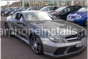 Mercedes AMG black -  - NEWBURY - BERKSHIRE
