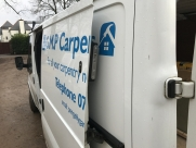 Ford Transit Mk7, Sliding side door. - Van Locks - YATELEY - HAMPSHIRE