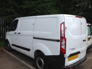 Ford Transit - High Level Deadlocks with Hook & Rep Lock - Locks 4 Vans S Series Deadlocks - MANCHESTER - GREATER MANCHESTER