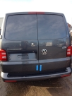 Thatcham accredited slamlock fitted to the rear door of a brand new Volkswagen Transporter... - Volkswagen (09/2015) - Locks 4 Vans T Series Slamlocks - BRISLINGTON - Bristol- Gloucester - Somerset