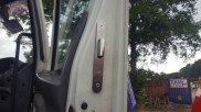 Daf LF 45/ 55 dead locks installed on site - NEWBURY - BERKSHIRE