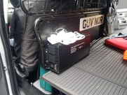 3000watt inverter installed and connected - Land Rover - Discovery - Series 4 2009> - Auto Electrical Services - Maidstone - KENT