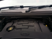 Cable run from battery to drivers side to access existing grommet - Land Rover - Discovery - Series 4 2009> (null/200) - Split charging Inverter installation - Maidstone - KENT