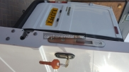 Ford Transit rear door dead lock - Ford - Transit - Transit MK7 (07-2014) (null/nul) - Ford transit dead locks installed on site - NEWBURY - BERKSHIRE