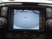 Camera image displayed on factory screen - Citroen - Relay - Parking Systems - YATELEY - HAMPSHIRE