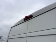 Camera in high level brake light - Citroen - Relay - Parking Systems - YATELEY - HAMPSHIRE