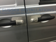Mercedes - Vito / Viano - Vito/Viano (W639, 2004 - 2015) - Van Security Packages - Eastbourne - Sussex