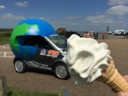 A day out in Sunny #Eastbourne and Beachy Head for ice cream - Eastbourne - Sussex - Surrey - London