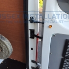 Ford - Transit - Transit - (07-2014) - Sussex Installations FOR1-LG-BD LOOM GUARD - FORD TRA -   - Sussex - London & The South East