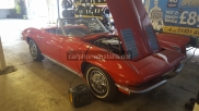 Corvette Tracker installation -  - NEWBURY - BERKSHIRE