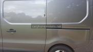 Car Phone Installations Vauxhall Vivaro locks4vans side door dead lock - Renault - Trafic - Trafic (2014 - ON) - Van Locks - NEWBURY - BERKSHIRE