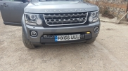Front LED amber warning lights - Emergency Vehicle Equipment - NEWBURY - BERKSHIRE