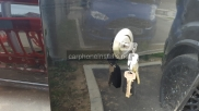 Ford - Transit - Transit MK8 (2014 - On) (null/nul) - Ford Transit Custom Rep Lock - NEWBURY - BERKSHIRE